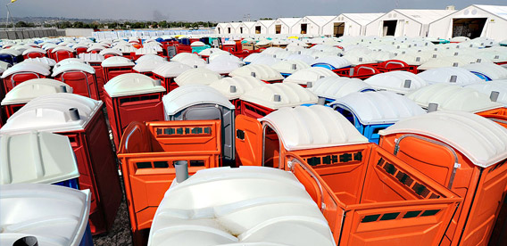 Champion Portable Toilets in Sulphur Springs,  TX